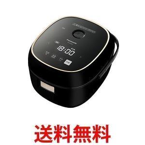 パナソニック(Panasonic) 3.5合 炊飯器 IH式 ブラック SR-KT067-K|3|bestone1
