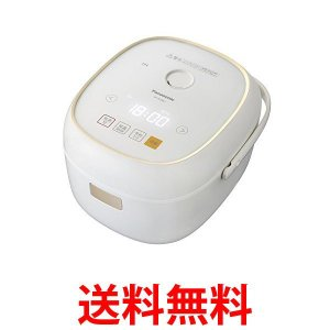 パナソニック(Panasonic) 3.5合 炊飯器 IH式 ホワイト SR-KT067-W|3|bestone1