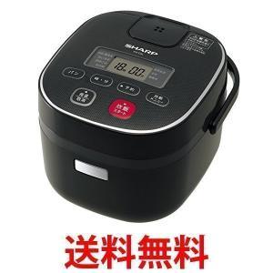 シャープ(SHARP) マイコンジャー炊飯器 ブラック KS-C5L-B|3|bestone1