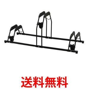 IRIS OHYAMA BYS-3 アイリスオーヤマ BYS3 自転車スタンド サイクルスタンド 自転車置き場 3台用 省スペース ブラック|bestone1