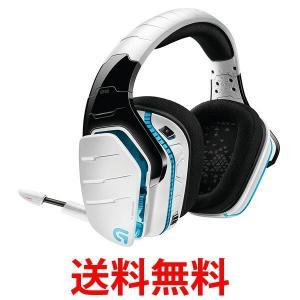 LOGICOOL G933rWH ロジクール ワイヤレス7.1サラウンド ゲーミング ヘッドセット G933 SNOW RGB|1|bestone1