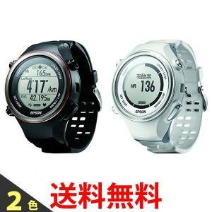 EPSON エプソン マラソン ランニング Wristable GPS リスタブルジーピーエス 腕時計 脈拍計測 活動量計 パルセンス基本機能搭載 SF-850P|1|bestone1