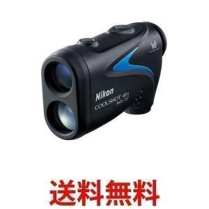 Nikon 携帯型レーザー距離計 COOLSHO...の商品画像