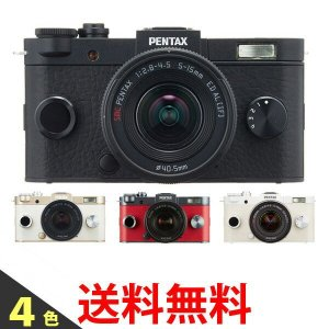 RICOH リコー PENTAX Q-S1プレミアムスモール一眼カメラ ズームレンズキット [標準ズーム 02 STANDARD ZOOM] ミラーレス一眼 デジカメ|bestone1
