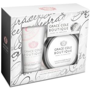 グレースコール ブティック ボディバター BOXセット ワイルドフィグ&ピンクシダー GRACE COLE BOUTIQUE bestone
