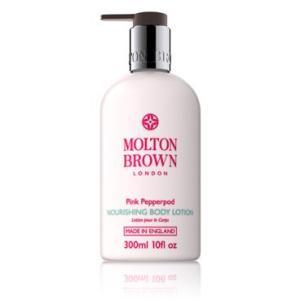 モルトンブラウン ピンクペッパーポッド ボディローション 300ml MOLTON BROWN|bestone
