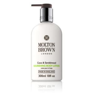 モルトンブラウン ココ&サンダルウッド ボディローション 300ml MOLTON BROWN|bestone