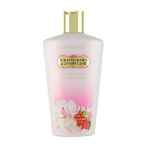 ヴィクトリアズシークレット ボディローション ボトルタイプ 250ml ストロベリーシャンパン[1079] Victoria's Secret|bestone