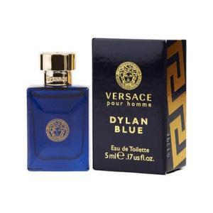 ヴェルサーチ ディラン ブルー EDT ボトル 5ml ミニ香水[5752][TN100] 郵便送料無料|bestone