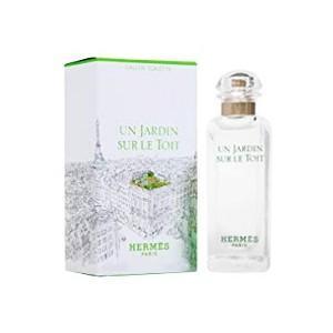 エルメス 屋根の上の庭 EDT ボトル 7.5ml ミニ香水[P2] 郵パケ送料無料|bestone
