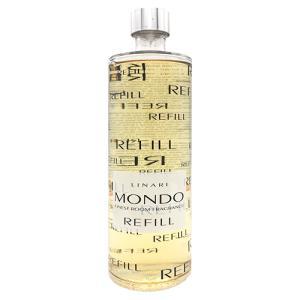リナーリ (交換用リフィル) リードディフューザー 500ml モンド(MONDO) ナチュラルスティック [5588] 送料無料|bestone