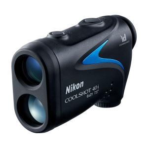 ニコン 携帯型レーザー距離計 COOLSHOT 40i LCS40I