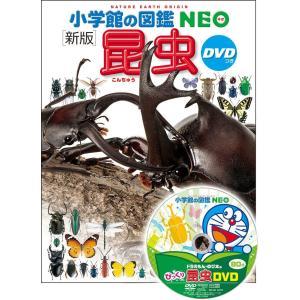 送料無料! DVD付 新版 昆虫 (小学館の図鑑 NEO)の商品画像|ナビ