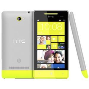 [送料無料] SIMフリー HTC Windows8 Phone 8S A620e 黄色イエロー Windows8 OS 海外シムフリースマートフォン|bestsupplyshop