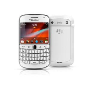 [未使用品]  Blackberry ブラックベリー Bold9900(白ホワイト) 海外SIMシムフリー版[送料無料]|bestsupplyshop