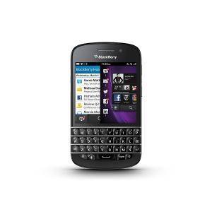 [未使用品]  Blackberry ブラックベリー Q10 (SQN100-1) Black SIMフリー 海外携帯(黒ブラック) 海外SIMシムフリー版[送料無料]|bestsupplyshop