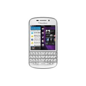 [未使用品] Blackberry ブラックベリー Q10 (SQN100-1) White SIMフリー 海外携帯(白ホワイト) 海外SIMシムフリー版[送料無料]|bestsupplyshop