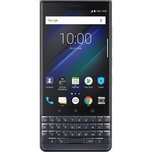 (未使用品) Blackberry KEY2 ブラックベリー (黒ブラック) 海外SIMシムフリー版 | 国際送料無料|bestsupplyshop