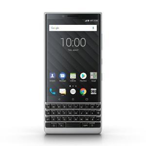 (新品) Blackberry KEY2 ブラックベリー(シルバー) 海外SIMシムフリー版 / 送料無料|bestsupplyshop
