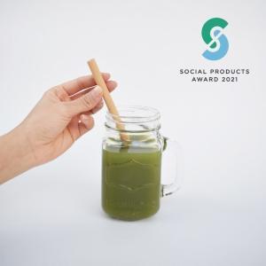 BALIISM Bamboo Straw / 竹でできた天然素材のストロー [2本セット]|bestsupplyshop|02