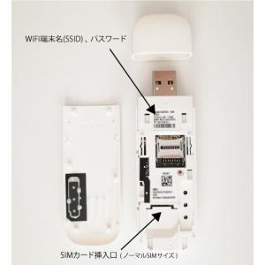 SIMカード挿入 USB型無線LAN(4G LTE/3G対応シムフリーWiFiルーター) HUAWEI E8372 / コンセントに挿すだけでお部屋でWiFi接続可能![送料無料]|bestsupplyshop|04