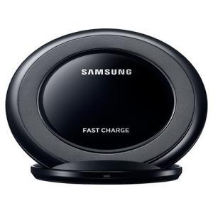 SAMSUNG 置くだけ充電 Qi規格ワイヤレス充電器 Qiチャージャー スタンド型 1A EP-NG930 ブラック黒 for iPhone8(Plus) / iPhone X / Galaxy Note8,S8,S7(edge) bestsupplyshop 03