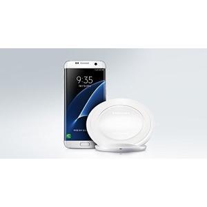 SAMSUNG 置くだけ充電 Qi規格ワイヤレス充電器 Qiチャージャー スタンド型 1A EP-NG930 ホワイト白 for iPhone8(Plus) / iPhone X / Galaxy Note8,S8,S7(edge)|bestsupplyshop|02