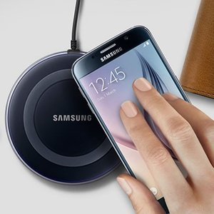 SAMSUNG 置くだけ充電 Qi規格ワイヤレス充電器 Qiチャージャー EP-PG920I 黒ブラック for iPhone8(Plus) / iPhone X / Galaxy Note8,S8,S7(edge) [送料無料]|bestsupplyshop