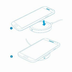 SAMSUNG 置くだけ充電 Qi規格ワイヤレス充電器 Qiチャージャー EP-PG920I 黒ブラック for iPhone8(Plus) / iPhone X / Galaxy Note8,S8,S7(edge) [送料無料]|bestsupplyshop|05