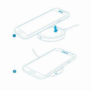 SAMSUNG 置くだけ充電 Qi規格ワイヤレス充電器 Qiチャージャー EP-PG920I 白ホワイト for iPhone8(Plus) / iPhone X / Galaxy Note8,S8,S7(edge)|bestsupplyshop|05