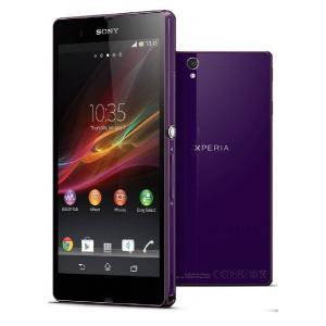 [再生新品] SIMフリー版 Sony Xperia Z(C6603/C6602) 16GB 紫パープル / 送料無料|bestsupplyshop