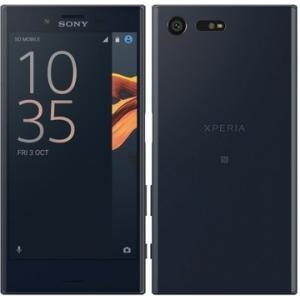 [再生新品] 海外SIMシムフリー版 Sony XPERIA Xperia X Compact F5321 本体 32GB 黒ブラック / 送料無料|bestsupplyshop