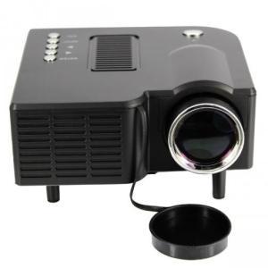 [送料無料]iPhone,iPad対応 LED小型ポータブルプロジェクター UC28 HDMI/AV/USB/SD/VGA対応 -黒ブラック [商品番号:139]|bestsupplyshop|02