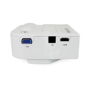 [送料無料] iPhone,iPad対応 LED小型ポータブルプロジェクター UC28 HDMI/AV/USB/SD/VGA対応 -白ホワイト [商品番号:140]|bestsupplyshop|03