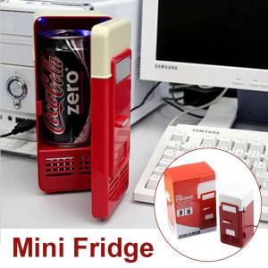 [送料無料]USBミニ冷蔵庫(保冷・保温切り替え可能)350mm缶1本収納|bestsupplyshop