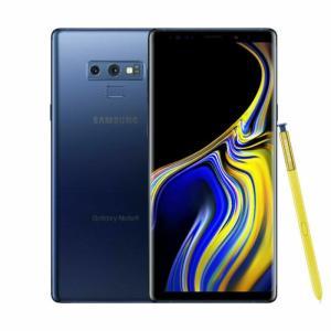 (新品) 海外SIMフリー Samsung Galaxy Note9(Dual SIM) N960FD スマートフォン 128GB ブルー(Ocean Blue) 国際送料無料 bestsupplyshop