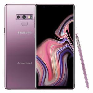 (新品) 海外SIMフリー Samsung Galaxy Note9 N960U SIMフリースマートフォン 128GB ラベンダーパープル(Lavender Purple) 国際送料無料|bestsupplyshop