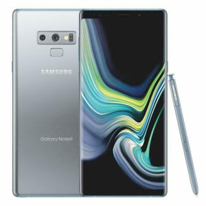(新品) 海外SIMフリー Samsung Galaxy Note9 N960U SIMフリースマートフォン 128GB シルバー(Cloud Silver) 国際送料無料|bestsupplyshop
