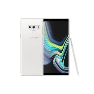 (新品) 海外SIMフリー Samsung Galaxy Note9 N960U SIMフリースマートフォン 128GB ホワイト(Alpine White) 国際送料無料 bestsupplyshop