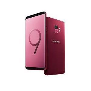 (新品) 海外SIMフリー Samsung Galaxy S9 SM-G960U SIMフリースマートフォン 64GB レッド(Burgundy Red) 国際送料無料 bestsupplyshop