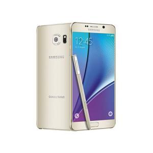 [再生新品] 海外SIMフリー Samsung Galaxy Note5  LTE 32GB  (金ゴールド) シムフリー [送料無料]|bestsupplyshop