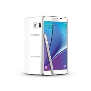 [再生新品] 海外SIMフリー Samsung Galaxy Note5  LTE 32GB  (白ホワイト) シムフリー [送料無料]|bestsupplyshop