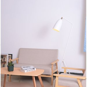 グラスホッパーフロアランプ  GRASSHOPPER FLOOR LAMP  Greta M. Grossman - 白ホワイト 【リプロダクト品】[送料無料]|bestsupplyshop