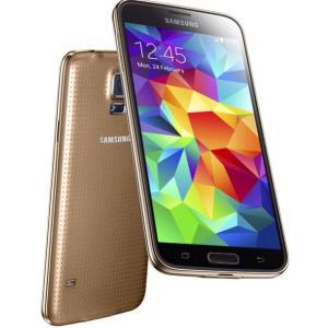 [送料無料]Samsung Galaxy S5 i9600,G900 LTE対応16GB 金ゴールド SIMフリースマートフォン 5.1インチ