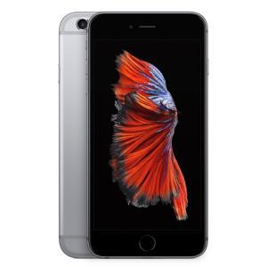 [再生新品] 海外SIMシムフリー版 Apple iPhone6s Plus スペースグレイ(黒) 16GB / 送料無料|bestsupplyshop