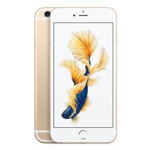 [再生新品]  海外SIMシムフリー版 Apple iPhone6s Plusゴールド金 64GB / 送料無料|bestsupplyshop