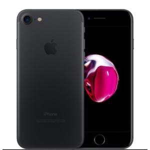 [再生新品] 海外SIMシムフリー版 Apple iPhone7 128GBマットブラック黒 / 送料無料|bestsupplyshop