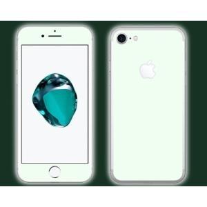 iPhone7/iPhone7 Plus用 カスタムデザイン液晶フィルム シール(蓄光)|bestsupplyshop