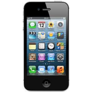 海外SIMフリー版 Apple iPhone4S ブラック黒8GB シムフリー