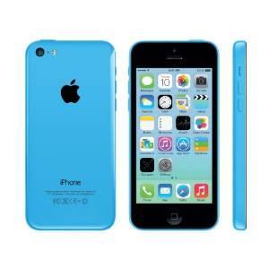 [再生新品] SIMフリー版 Apple iPhone5C 青ブルー32GB 海外シムフリー / 送料無料|bestsupplyshop